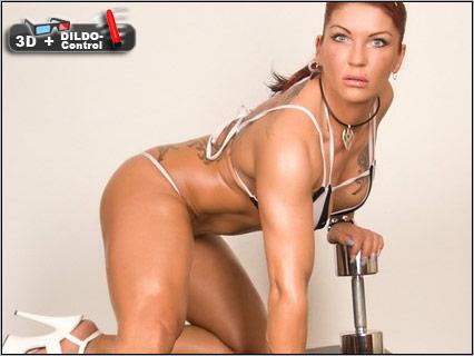 lsps xena7 Bodybuilder Braut per 3D Livecams