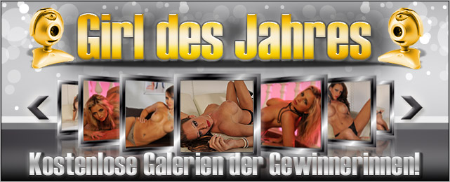Webcamgirl des Jahres