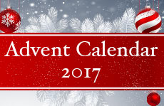 The Advent Calendar 2017 - Hver dag en fantastisk gave!