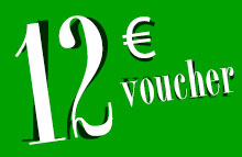 No leprachaun gold: here are 12,- EUR extra for you!