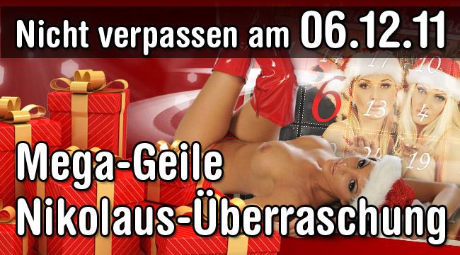 live sex zum Nikolaus