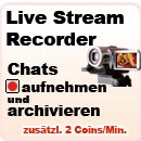 Sexchat mit Stream Recorder